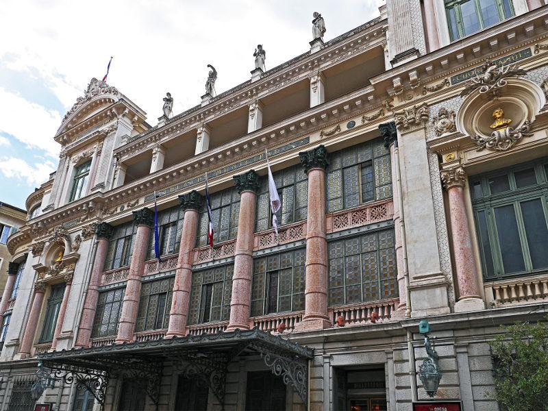 Ницца Опера