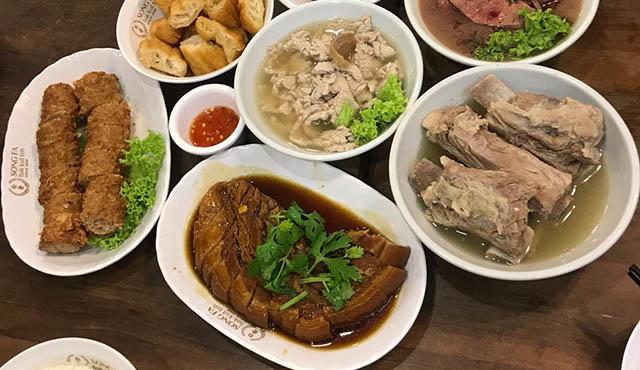 Где поесть в Сингапуре