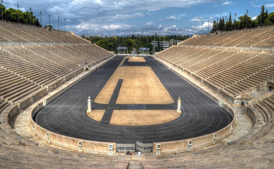 стадион Панатинаикос Афины
