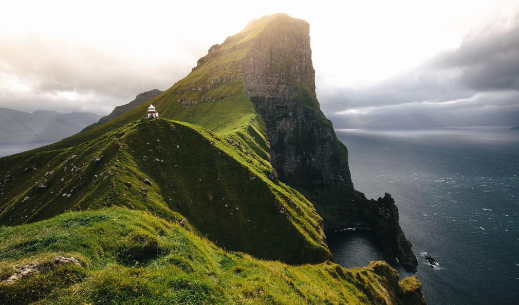 Красота Фарьерских островов