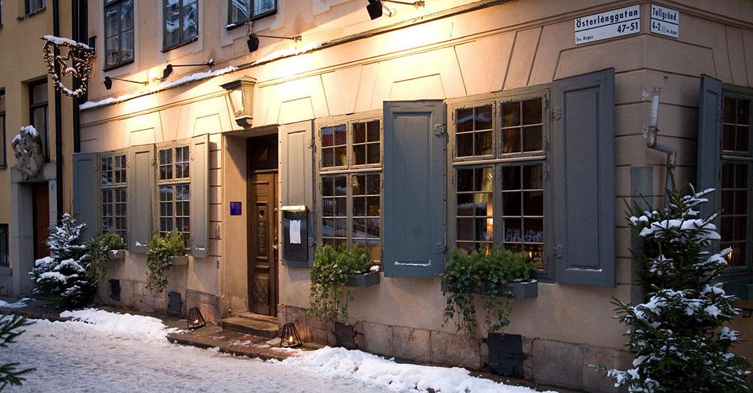 oldest restaurant stockholm Den Gyldene Freden