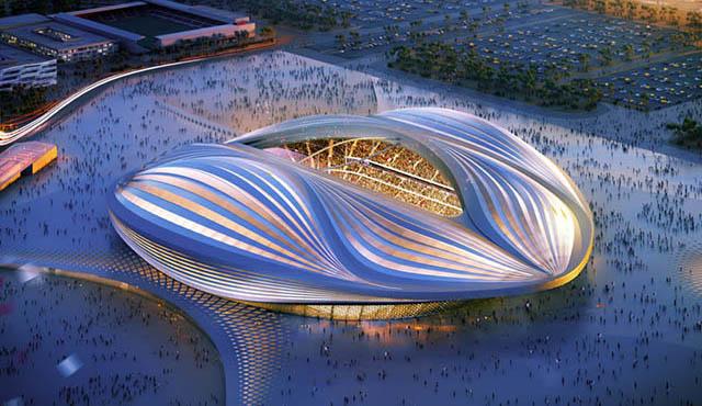 Стадионы Катара