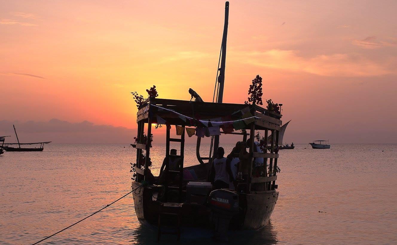 Sunset tour Zanzibar