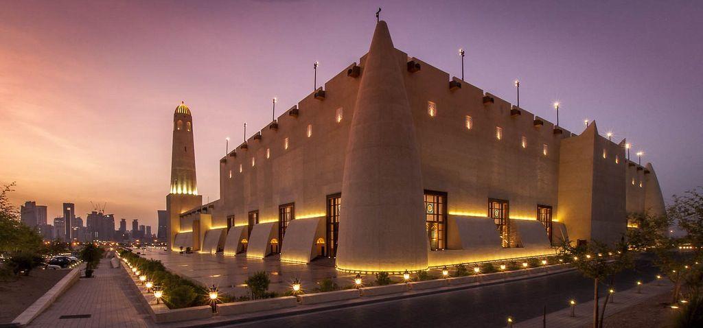 The Grand Mosque в Дохе