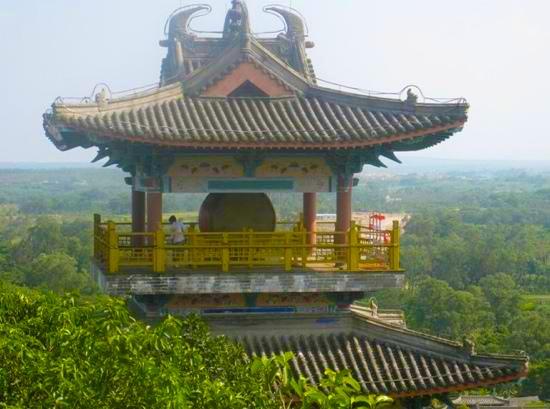 Wenbi Peak of Hainan