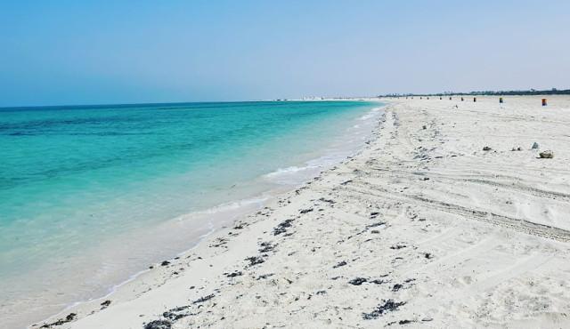 бесплатные пляжи Катара