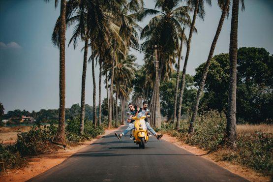 Скутер Бали