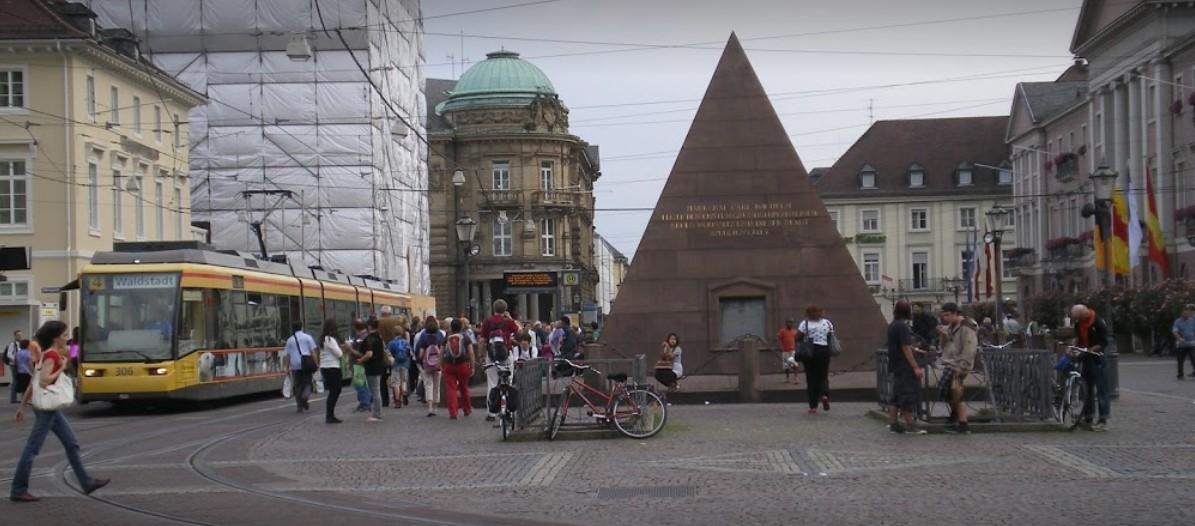 Пирамида Карлсруе
