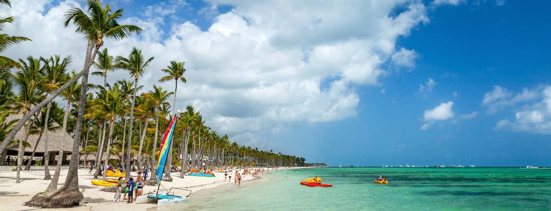 Туры в Доминикану от 980 € с человека
