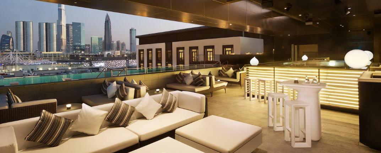 LookUp Rooftop Bar