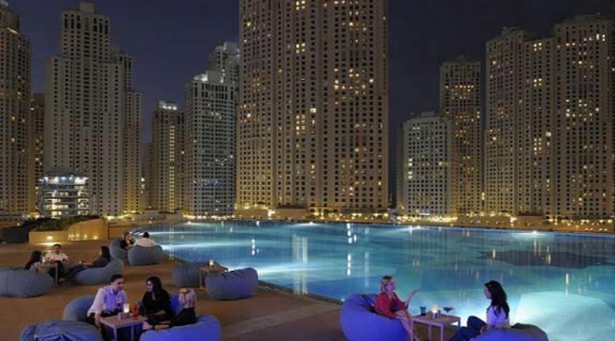 Shades at Dubai Marina