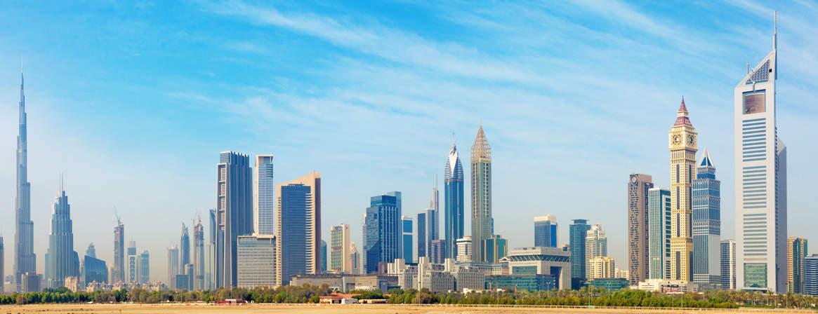 Туры в Дубай от 282 € с человека
