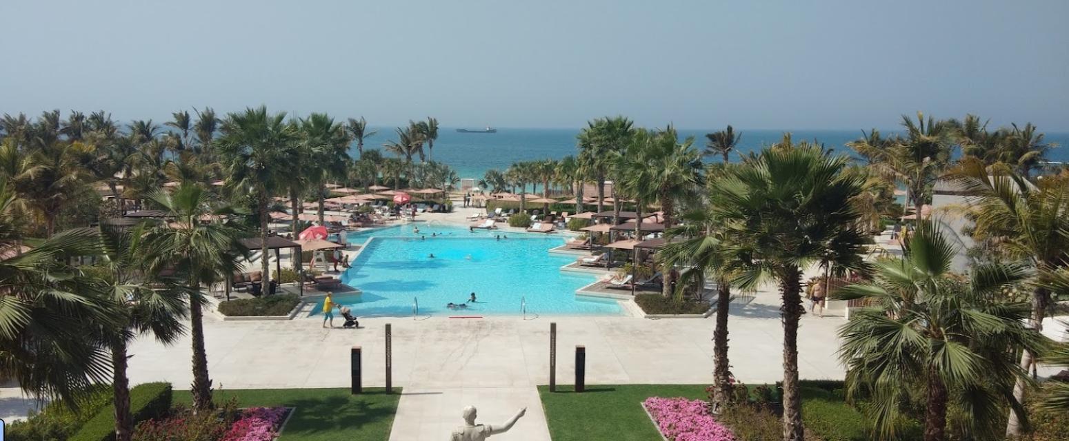 Cove Beach Caesars Palace