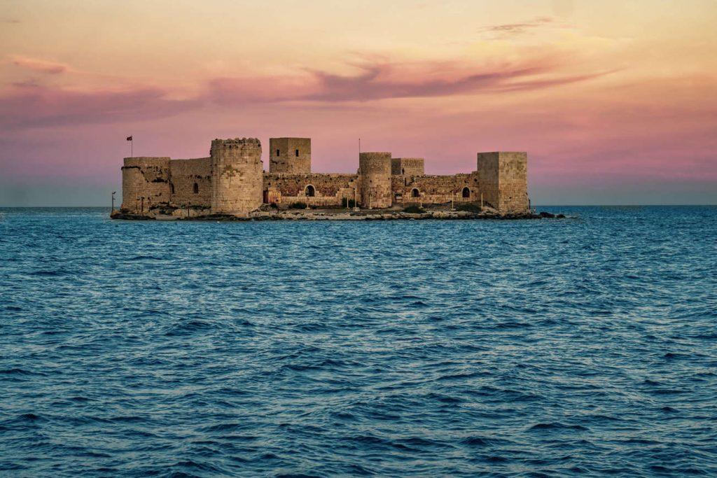 Замок Анталии