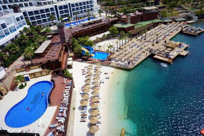 Туры в Delta Hotel By Marriott Bodrum