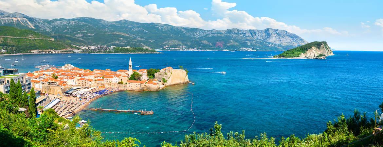 Туры в Черногорию от 192 € с человека